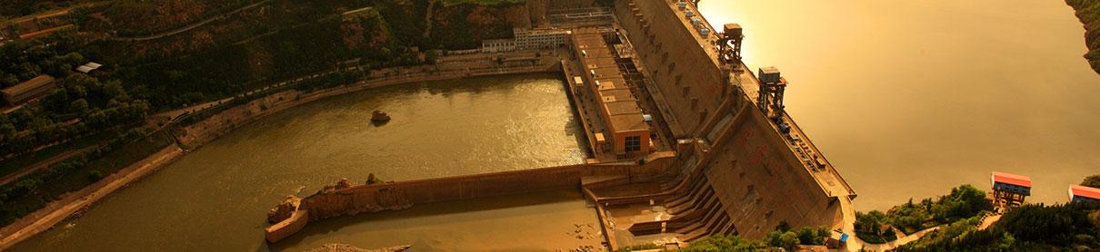 三门峡大坝